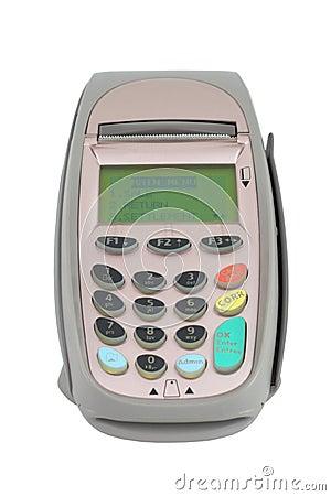 Credit machine (pos terminal)
