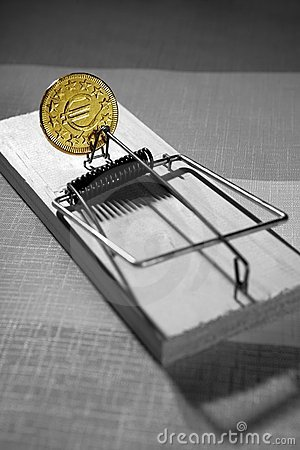 Credit money is a mouse trap