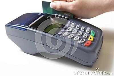 Credt Card Swipe