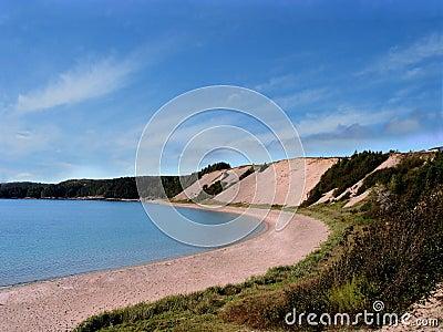 Creek piaskowata plażowa