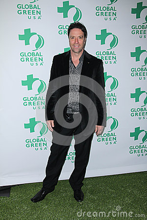 Creep Van  Director Scott W. Mckinlay at Global Green USA s 8th Annual Pre-Oscar Party, Avalon, Hollywood, CA. 02-23-11 Editorial Image