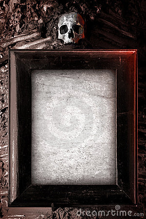 Creepy Frame