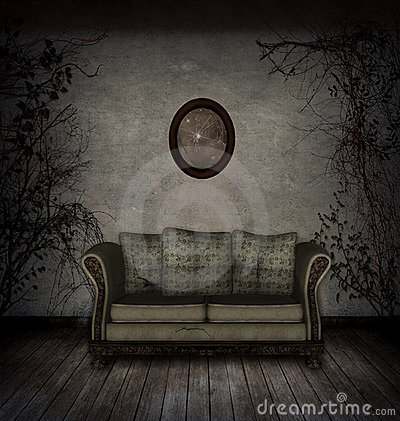 Creepy room