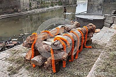 Cremation ceremony