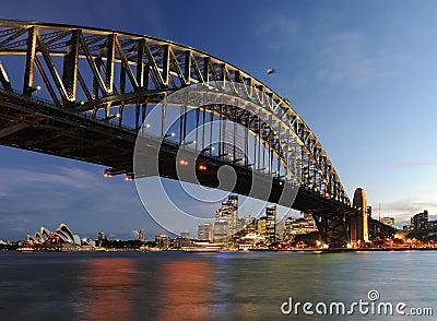 Crepúsculo de Sydney