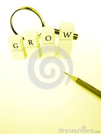 Cresça o conceito