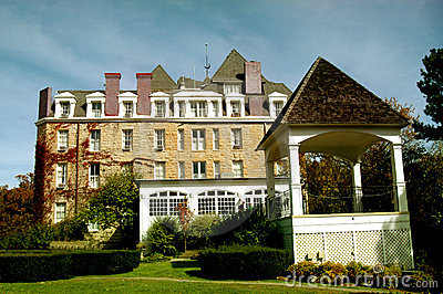 Crescent Hotel landmark