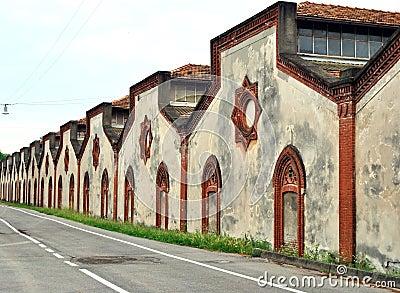 The Crespi Village