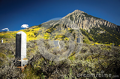 Crested Butte Cemetary 1