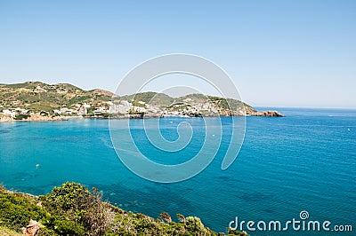 Crete bay