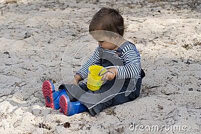 Criança-explorador