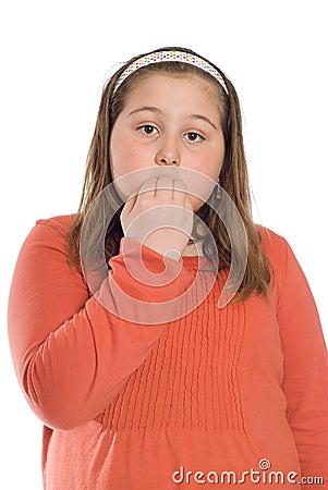 Criança nervosa