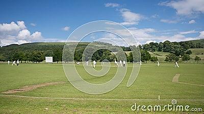 Cricket à l abbaye de Bolton