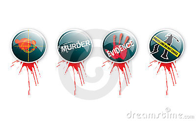 Crime Buttons 3