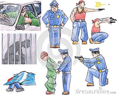 Crime and law enforcement
