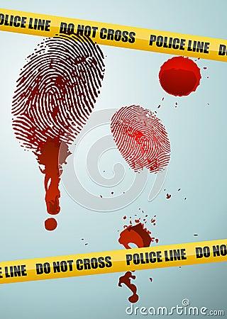 Free Crime Scene Stock Image - 1621591