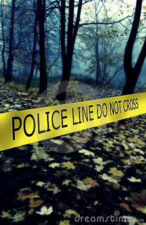 Free Crime Scene Stock Photo - 7284030