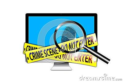 Crime Scene Investigation technology