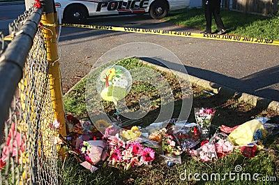 Crime Scene Memorial