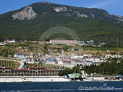 Crimea resort