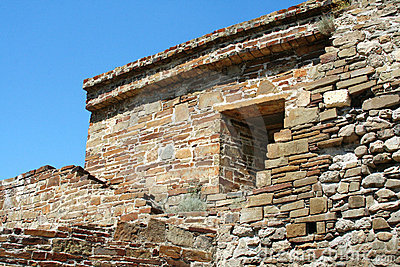 Crimea, Sudak, Genoese fortress