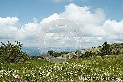 Crimean landscapes