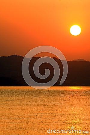 Free Crimean Sunrise Royalty Free Stock Photography - 6291317