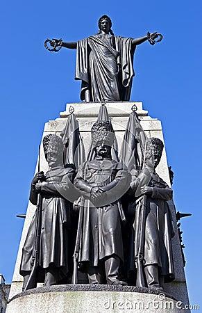 Free Crimean War Memorial In London Royalty Free Stock Image - 38724976