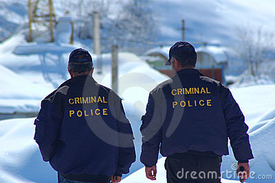 Criminal Police