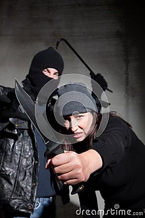 Free Criminals Stock Photo - 11845050