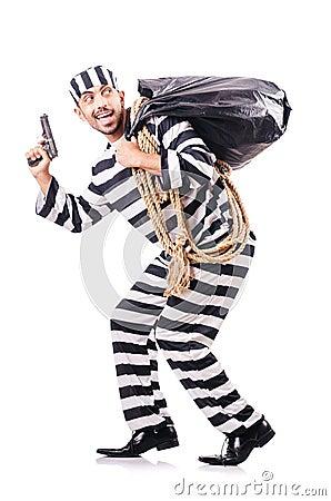 Criminoso de condenado