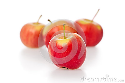 Crimson Gold Apples