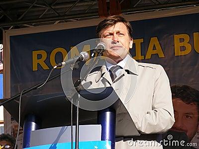 Crin Antonescu Editorial Image
