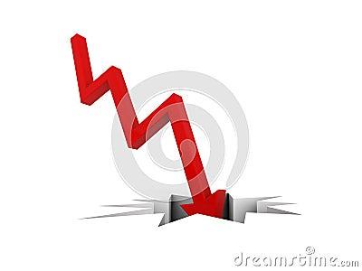 Crise économique.