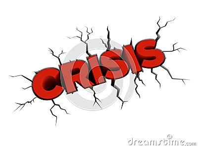 Crisis crack