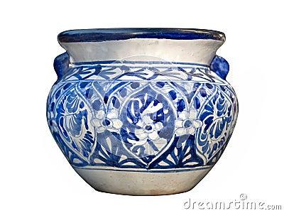 Crisol mexicano del azul de talavera for Oficina zona azul talavera