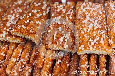 Crisp bread