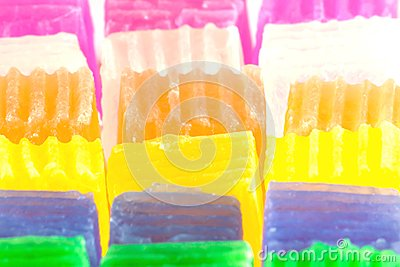 Crisp jelly