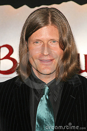Crispin Glover Editorial Image