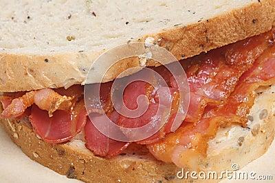 Crispy Bacon Sandwich