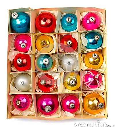 Cristmas balls