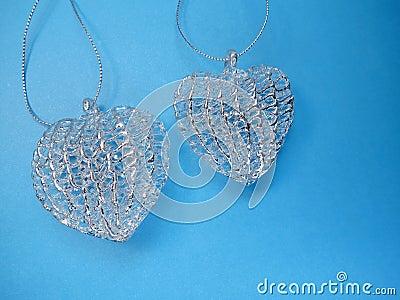 Cristmas hearts