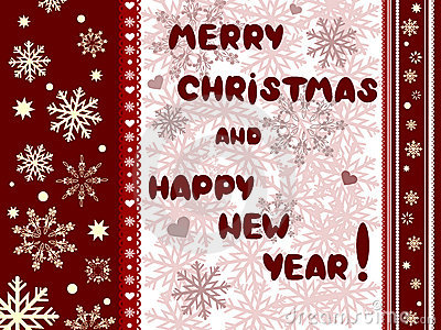 Cristmas and New Years card
