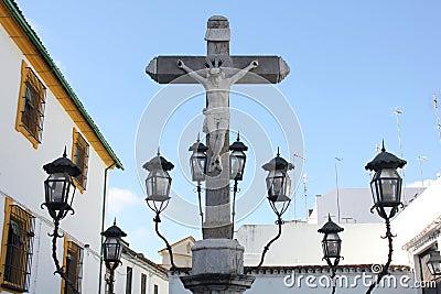 Cristo de los Faroles in Córdoba