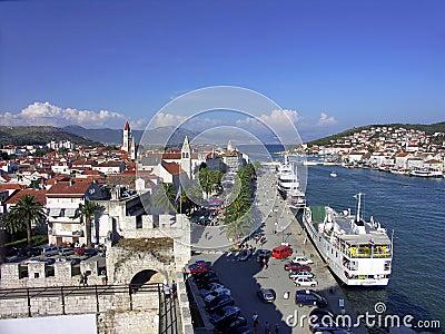 Croatia - city Trogir