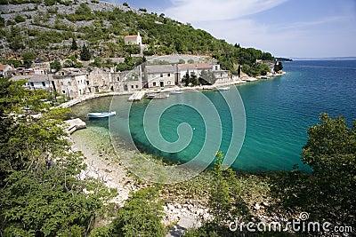Croatia coasts