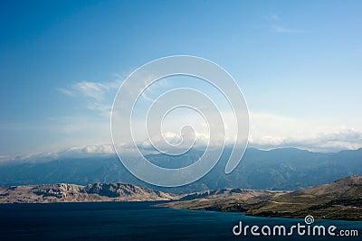 Croatia. Island Pag