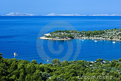Croatia - Murter island