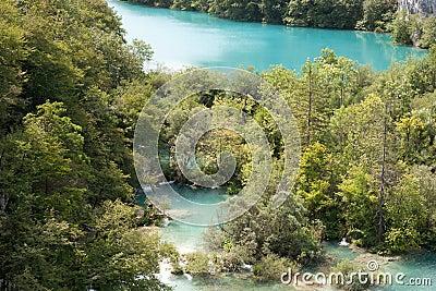 Croatia, Plitvice lakes