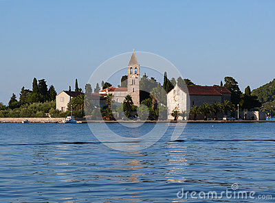 Croatia - town of Vis (Issa)